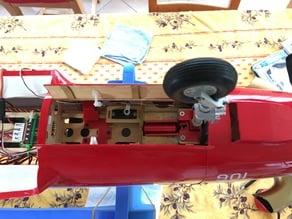 Sebart PC-21/50 servo holder gear door