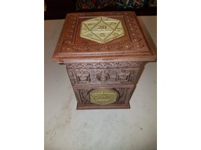 D20 Gaming Box
