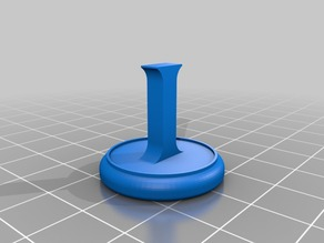 warhammer 40k objective markers 3D relief
