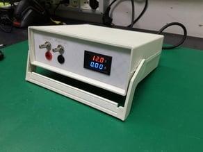DIY Adjustable power supply 0-24V / 6 Ah