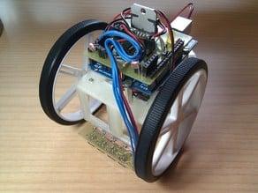Arduino based printbot HKTR-9000