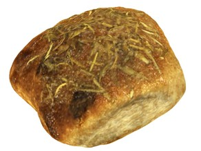 The Rosemary Bread