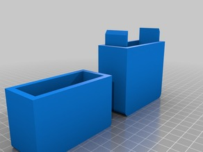 Box for holding objects