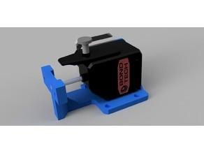 JGAurora A5X Bondtech and Runout Sensor Mount