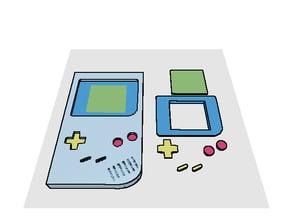 Gameboy by Jeroen