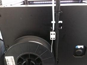 Filament Grease Box v2 - Filament Cleaner