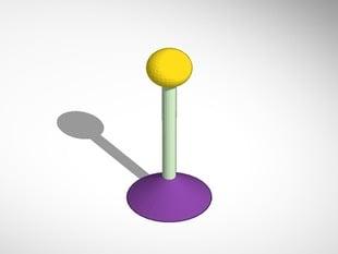 playmobil lamp