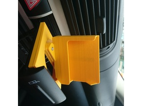 Mobile holder for Cupholder Seat Leon 1M (till 2006) Z5 Compact