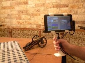 Mobile 3D Scanner   ( Asus Xtion Pro Mount Holder)