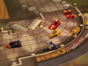 Rush N Crush Car Set