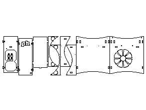 Printrbot Power Tower