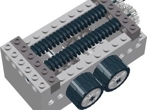 Double Pinch Extruder idea