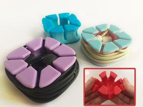 Earbud holder - 3 sizes