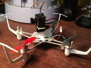 Nano QX 3d FPV cam mount