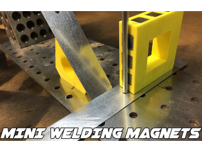 Mini Welding Magnets