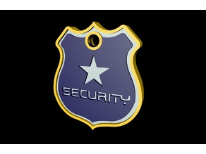 Private Security keychain