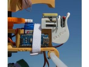 SkyPod GPS Logger bracket