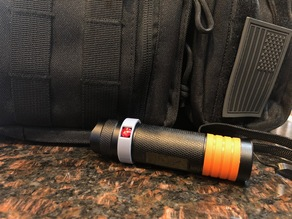 FlightOutfitters Button protection ring