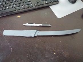 Genji's Washizaki (Blade only)
