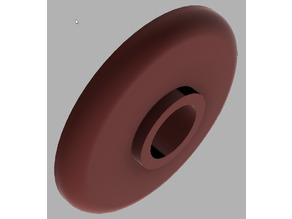 GT2 6mm Belt Spacer Washer for bearings