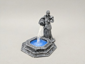 28mm Fountain of the Alewife
