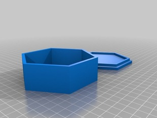 Customizable N-sided boxes