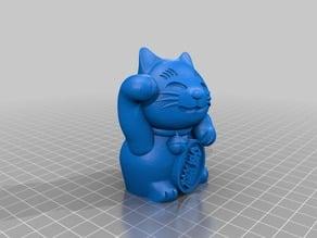 maneki-neko -money-cat- Bingo Topper