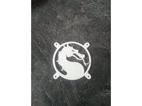 80mm Mortal Kombat Fan Cover