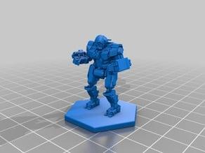 MWO Commando COM-5S 6mm 1:285