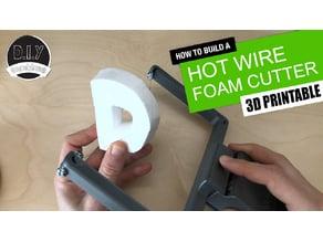 Hot Wire Foam / Styrofoam cutter