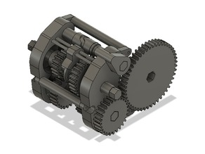 2 Speed Gearbox (Without Engine)