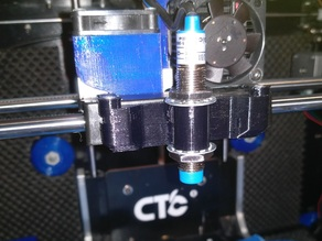CTC Z-Probe Holder for Auto Bed Leveling