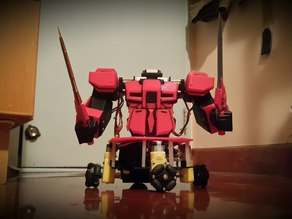 Omni Wheel Robot