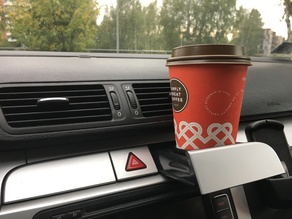 Cup Holder for VW Passat B6