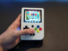 Super Pi Boy - Raspberry Pi 3 Game Boy