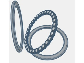 Turn-Table Thrust Bearing