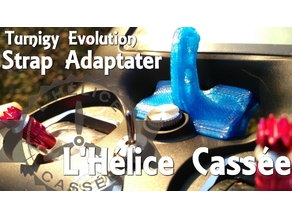 Turnigy Evolution hook strap adaptater