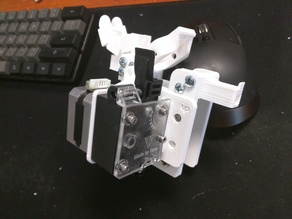Tevo Titan Mounting Plate for LPA Modular X Carriage
