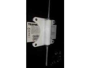 Customizable TV backplate