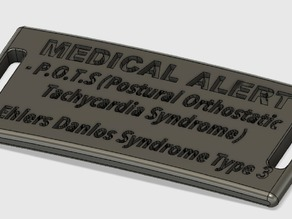 Medical Alert Band