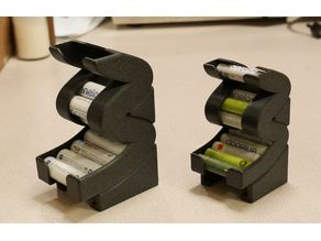 Wave FIFO Battery Holder