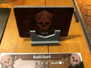 Gloomhaven Deck Holders for Monster and Modifier Cards