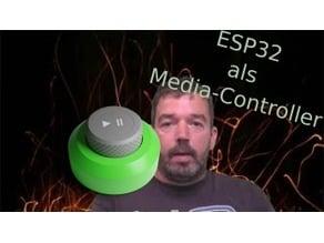 ESP BLE Media Controller