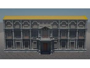 Fachada clásica (classical facade)