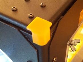 Qidi Tech / Flashforge Creator Pro Body Panel Corner Cap / Saver / Cover