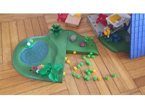 Playmobil Clip Steckverbinder