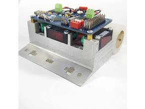 R-Winner Mini Sumo Robot Govdesi