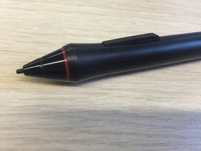 Intuos Pro Grip Pen Switch Replacement
