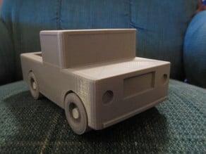Block Truck