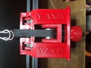 Cr-10 s4 Y Axis Adjustment